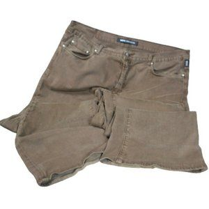 Mens Brown Versace Jeans Couture Pants 40/54